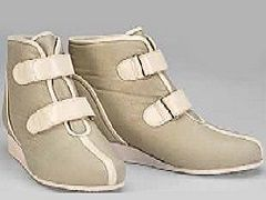voorlopig orthopedische schoenen VLOS